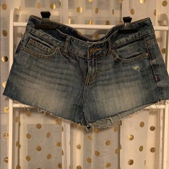 PINK Victoria's Secret Pants - VS Pink jean short